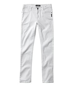 Silver Jeans Co. Girls' 7-16 Amy Lace Jeggings
