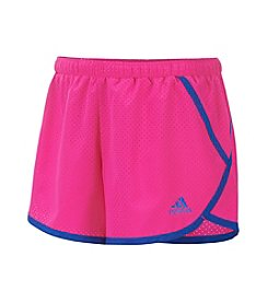 adidas® Girls' 7-16 Finish Line Shorts