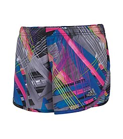 adidas® Girls' 7-16 Breakaway Printed Shorts