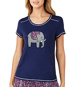 Layla Short Sleeve Pajama Top