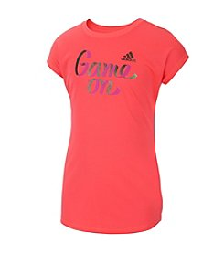 adidas® Girls' 2T-6X Game On Top