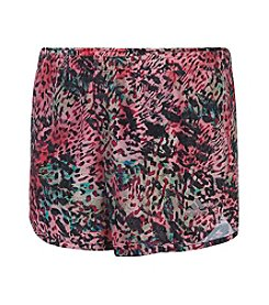 adidas® Girls' 2T-6X Breakaway Print Shorts