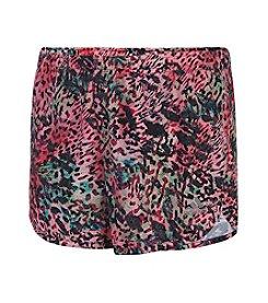 adidas® Girls' 2T-6X Breakaway Print Shorts