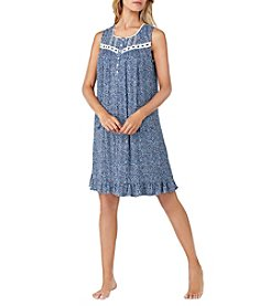 Aria® Printed Nightgown