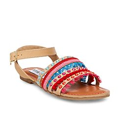 Steve Madden® Girls' Gypsy Fringe Sandals