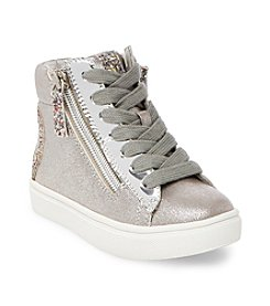 Steve Madden® Toddler Girls' Peace Mid Top Shoes