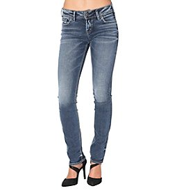 Silver Jeans Co. Elyse Straight Jeans