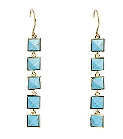 Vera Bradley® Casual Glam Drop Earring