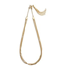 Vera Bradley® Tassel Reversible Necklace