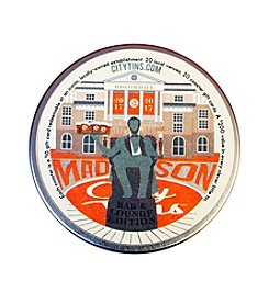 City Tins Madison Bar & Lounge Coasters