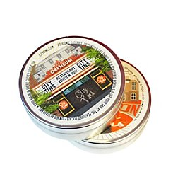 City Tins Madison Restaurant Coasters