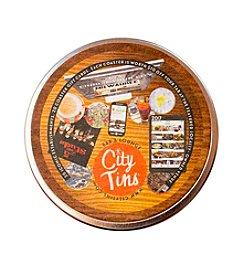 City Tins Milwaukee Bar & Lounge Coasters