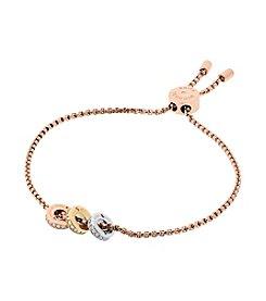 Michael Kors® Grommet Charm Slider Bracelet
