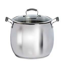 Epicurious 16-qt. Stainless Steel Covered Stockpot