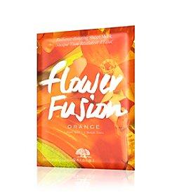 Origins Flower Fusion Orange Radiance Boosting Sheet Mask