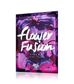 Origins Flower Fusion Violet Nourishing Sheet Mask