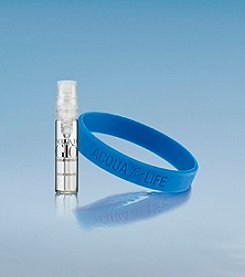 Giorgio Armani® Acqua For Life 2017 Bracelet And Acqua Di Gio Fragrance Sample