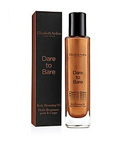 Elizabeth Arden Tropical Escape Collection Dare To Bare Body Bronzing Oil Limited Edition - Bronzed 01