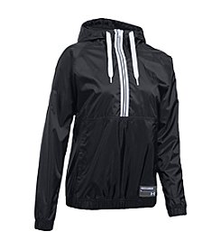 Under Armour® Woven Half Zip Jacket
