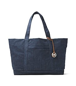 MICHAEL Michael Kors® Denim Extra Large Tote