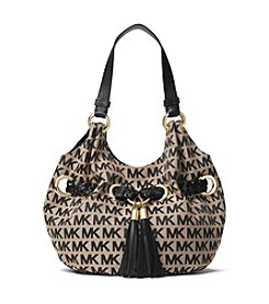 MICHAEL Michael Kors® Braided Grommet Large Shoulder Tote