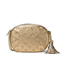 MICHAEL Michael Kors® Ginny Studded Medium Messenger