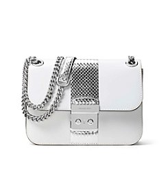 MICHAEL Michael Kors® Center Stripe Sloan Edition Medium Chain Shoulder Bag