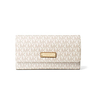 604f77f3e372 UPC 190864269092. ZOOM. UPC 190864269092 has following Product Name  Variations: Michael Kors Jet Set Pvc Checkbook Wallet - Vanilla ...
