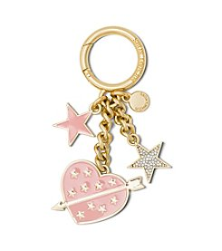 MICHAEL Michael Kors® Lucky Charms Heart Keychain