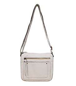 GAL Grainy Washed Pocket Crossbody