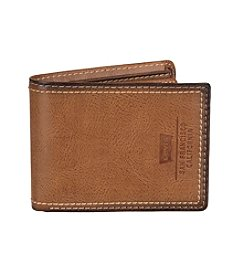 Levi's Men's Capacity Slimfold Wallet