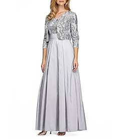 Alex Evenings® Ball Gown Jacket Dress