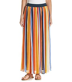Philosophy by Republic Clothing Maxi Pleated Skirt