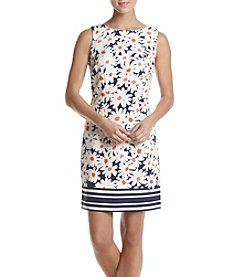 Madison Leigh® Floral Printed Shift Dress