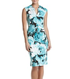 Connected® Floral Printed Dress