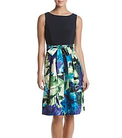 Jessica Howard® Printed Skirt Party Dress