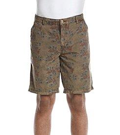 Weatherproof Vintage® Men's Printed Flat Front Shorts