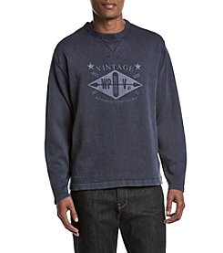 Weatherproof Vintage® Men's Woven Graphic Sweater
