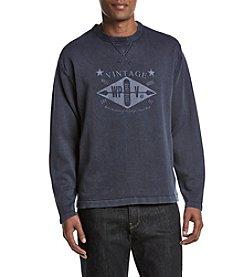 Weatherproof Vintage® Men's Woven Graphic Sweater