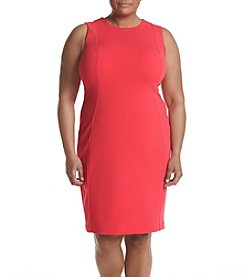 Calvin Klein Plus Size Bodycon Dress