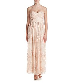 Speechless® Floral Lace Gown