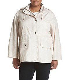 Breckenridge® Plus Size Active Anorak Jacket