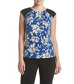 Ivanka Trump® Floral Knit Top