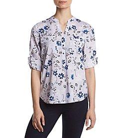 Ivanka Trump® Floral Blouse