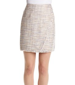 Ivanka Trump® Tweed Skirt