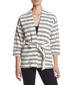 Ivanka Trump® Tie Waist Jacket