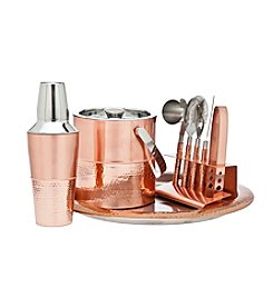 Godinger® 9-pc. Copper Bar Set
