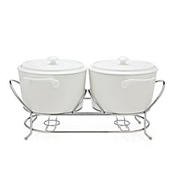 Godinger® La Cucina Double Warmer