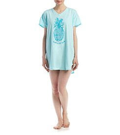 HUE® Sweet Inside Sleepshirt