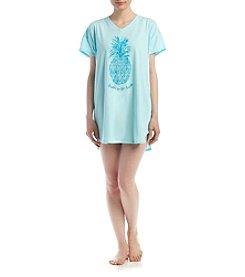 HUE® Sweet Inside Sleepshirt